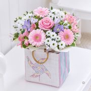 Baby Girl Gift Bag Standard