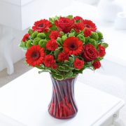 Colour Your Day with Romance Vase Standard