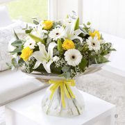 Congratulations Sunshine Hand-tied Large