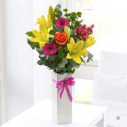 Happy Birthday Vase Standard