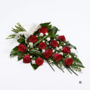 Red Classic Rose Sheaf