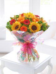 seasonal_splendour_sunflower_and_lily_hand-tied
