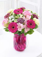 summer_pink_floral_lantern_1